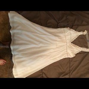 Dresses & Skirts - Lined white sundress